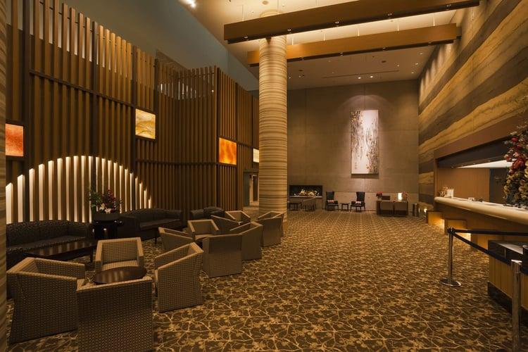 ホテル安比グランドロビー
