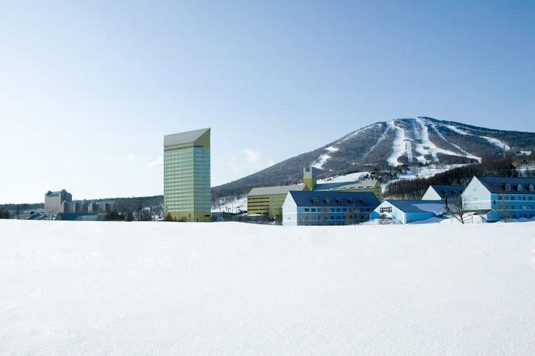 冬のホテル安比グランド