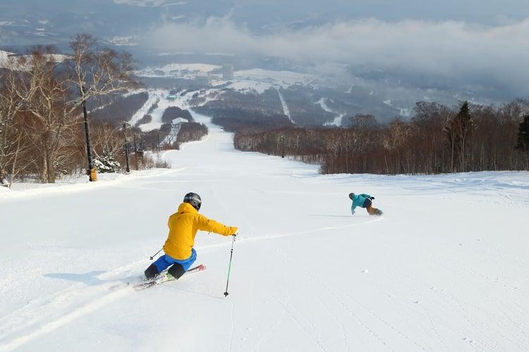 安比高原スキー場